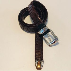 ARDEN LEATHER CO | Leather belt | 42